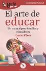 GuíaBurros El arte de educar: Un manual para familias y educadores Cover Image