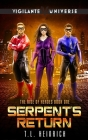 Serpent's Return: A Superhero Urban Fantasy Cover Image