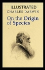 On the Origin of Species Illustrated Cover Image