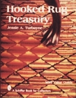 Hooked Rug Treasury (Schiffer Book for Collectors) Cover Image