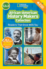 National Geographic Readers: African-American History Makers (Readers Bios) Cover Image