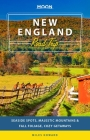 Moon New England Road Trip: Seaside Spots, Majestic Mountains & Fall Foliage, Cozy Getaways (Travel Guide) Cover Image