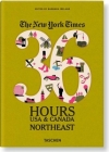 Nyt. 36 Hours. Northeast Cover Image