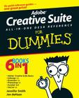 Adobe Creative Suite All-In-One Desk Reference for Dummies Cover Image