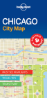 Lonely Planet Chicago City Map 1 Cover Image