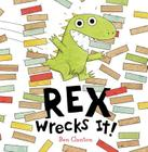 Rex Wrecks It! Cover Image