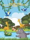 Into The Wild - Libro Da Colorare Per Bambini E Adulti: Questo Adorabile Libro Da Colorare È Pieno Di Una Grande Varietà Di Animali Da Colorare: Anima Cover Image