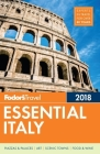 Fodor's Essential Italy 2018 (Full-Color Travel Guide #1) Cover Image