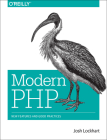 Modern PHP: New Features and Good Practices Cover Image