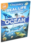 Discovery Real Life Sticker Book: Ocean (Discovery Real Life Sticker Books) Cover Image