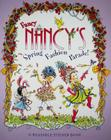 Fancy Nancy's Fashion Parade! Reusable Sticker Book Cover Image