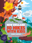 50 Hikes with Kids New England Cover Image