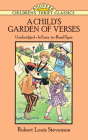A Child's Garden of Verses (Dover Children's Thrift Classics) Cover Image