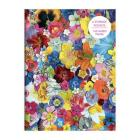 Flowers PVC Multi-Pocket Cover Journal Cover Image
