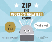 Zip, the World's Greatest Robot Cover Image