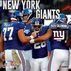 New York Giants: 2020 12x12 Team Wall Calendar Cover Image