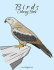 Birds Coloring Book 1 Cover Image