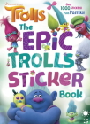 The Epic Trolls Sticker Book (DreamWorks Trolls) Cover Image