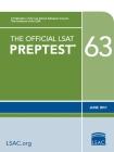 The Official LSAT Preptest 63: (june 2011 LSAT) Cover Image