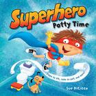 Superhero Potty Time Cover Image