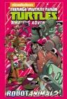 Teenage Mutant Ninja Turtles Amazing Adventures: Robotanimals! (TMNT Amazing Adventures) Cover Image