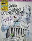 Greeks, Romans, Countrymen! Cover Image