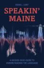 Speaking Maine Cover Image