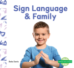 Sign Language & Family Cover Image