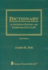 Dictionary of International and Comparative Law Cover Image