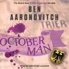 The October Man Lib/E: A Rivers of London Novella Cover Image