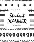 Student Planner (8x10 Softcover Log Book / Planner / Tracker) Cover Image