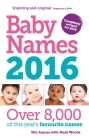 Baby Names 2016 Cover Image