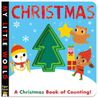 Christmas: A Peek-Through Christmas Book of Counting (My Little World) Cover Image