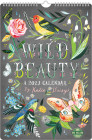 Katie Daisy 2021 Poster Calendar: Wild Beauty Cover Image