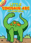 Little Dinosaur ABC Coloring Book (Dover Little Activity Books) Cover Image