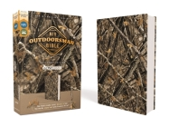 Niv, Outdoorsman Bible, Lost Camo Edition, Leathersoft, Red Letter Edition, Comfort Print: The Field-Ready Cover Blends in But the Words Stand Out wit Cover Image