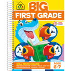 Big First Grade Spiral Cover Image