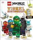 LEGO NINJAGO Visual Dictionary, New Edition: With Exclusive Teen Wu Minifigure Cover Image