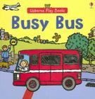 Busy Bus [With Moveable Play Bus Attached with Ribbon] Cover Image
