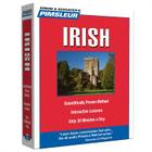 Pimsleur Irish Level 1 CD: Learn to Speak and Understand Irish (Gaelic) with Pimsleur Language Programs (Compact #1) Cover Image