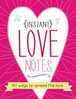 Instant Love Notes Cover Image