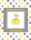 Pregnancy Journal: First Time New Mom Diary, Pregnant & Expecting Record Book, Baby Shower Keepsake Gift, Bump Thoughts & Memories Cover Image