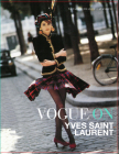 Vogue on Yves Saint Laurent Cover Image