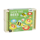 Save the Bees Wooden Game Cover Image