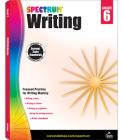 Spectrum Writing, Grade 6 Cover Image