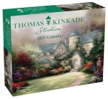 Thomas Kinkade Studios 2021 Day-to-Day Calendar Cover Image