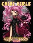 Chibi Girls Coloring Book: Volume 2 Cover Image