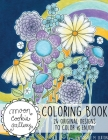 Moon Cookie Gallery Coloring Book #3 Cover Image