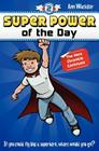 Super Power of the Day: The Hero Chronicle Continues Cover Image