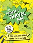 My Family Travel Map 1 (Lonely Planet Kids) Cover Image